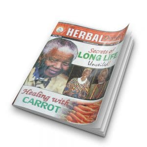 Paxherbal magazine (Secrets of Long Life) product image